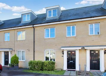 Thumbnail 3 bedroom town house for sale in The Combers, Grange Farm, Ipswich