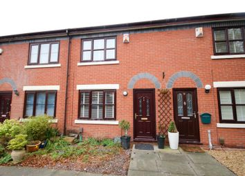 Thumbnail 3 bed terraced house for sale in Thistledown Close, Eccles, Manchester