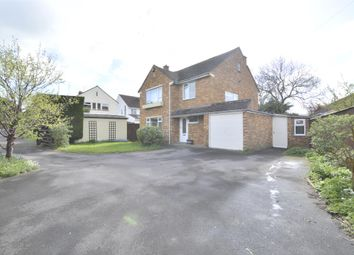 Thumbnail 3 bed detached house for sale in Tobyfield Close, Bishops Cleeve, Cheltenham, Gloucestershire