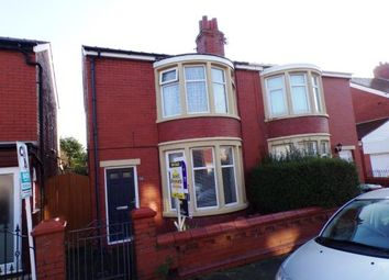 Thumbnail 2 bed semi-detached house for sale in Stamford Avenue, Blackpool, Lancashire