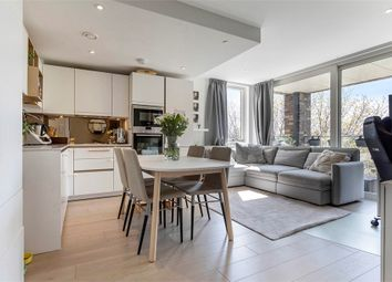 Thumbnail 2 bed flat for sale in Claremont House, 28 Quebec Way, London
