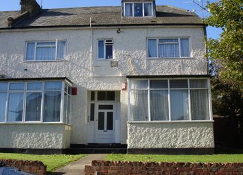 Thumbnail 3 bed flat to rent in Sunny Gardens Road, Hendon, London