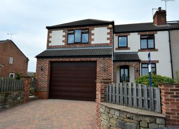 Thumbnail 5 bed semi-detached house for sale in Guildford Lane, Danesmoor, Chesterfield