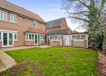 Thumbnail 4 bedroom detached house for sale in Chervil Walk, Thetford