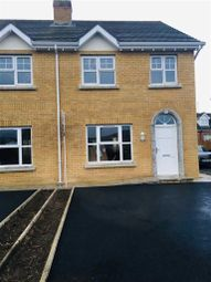 Thumbnail 3 bedroom semi-detached house for sale in Woodvale Green, Dromara, Down