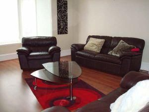 Thumbnail 2 bed flat to rent in Belvidere Crescent, West End
