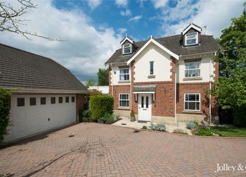 Thumbnail 5 bedroom detached house for sale in 2 The Laurels, High Lane, Stockport, Cheshire