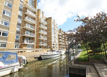 Thumbnail 2 bed flat for sale in Thamespoint, Fairways, Teddington