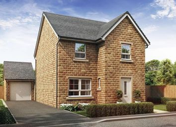 "Thumbnail 4 bed detached house for sale in ""Kingsley"" at Grange Road, Golcar, Huddersfield"