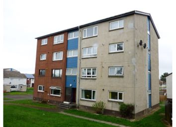 Thumbnail 2 bed flat for sale in Tiree Place, Perth