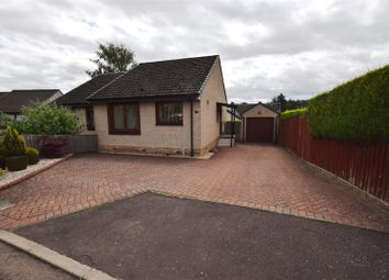 Thumbnail 2 bedroom semi-detached bungalow for sale in Knockard Place, Pitlochry