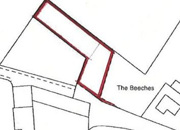 Thumbnail Land for sale in Off Church Road, Churchtown, Darley Dale