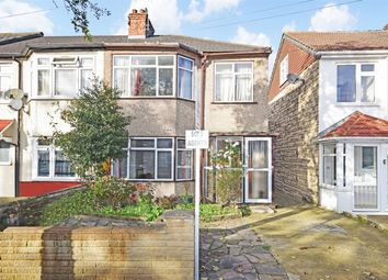 Thumbnail 3 bed semi-detached house for sale in Grange Road, Harrow, Middlesex