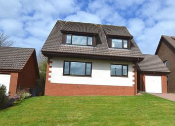 Thumbnail 4 bed detached house for sale in Castle View, West Kilbride