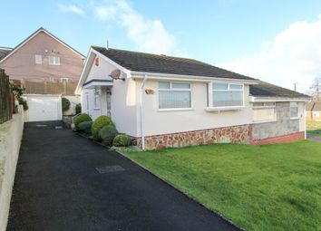 Thumbnail 2 bed semi-detached bungalow for sale in Grantham Close, Plympton, Plymouth