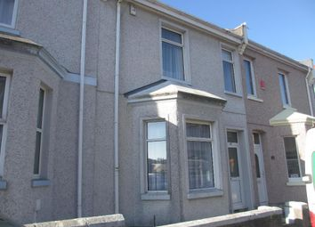 Thumbnail 3 bed terraced house to rent in Ocean Street, Keyham, Plymouth, Devon