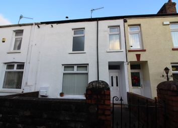 Thumbnail 3 bed terraced house for sale in Pochin Crescent, Peacehaven, Tredegar