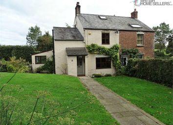 Thumbnail 4 bed semi-detached house for sale in Wellington Villas, Ruddle, Newnham, Gloucestershire