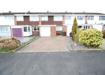 Thumbnail 3 bed terraced house to rent in Merecote Road, Solihull, West Midlands