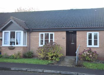 Thumbnail 2 bed bungalow for sale in Warwick Way, Ashby-De-La-Zouch