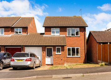 Thumbnail 3 bed detached house to rent in Barns Croft Way, Droitwich