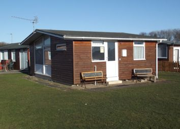 Thumbnail 1 bed mobile/park home for sale in 190 Eighth Avenue, South Shore Holiday Village, Bridlington