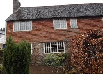 Thumbnail 3 bed property to rent in Sparrows Green, Wadhurst
