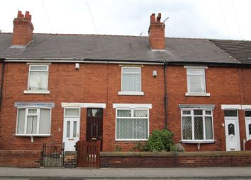 Thumbnail 2 bed terraced house to rent in Willow Lane, Featherstone