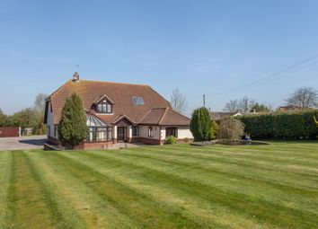 Thumbnail 5 bed detached house for sale in Back Lane, Burgh Castle, Great Yarmouth