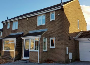 Thumbnail 3 bed semi-detached house for sale in Troon Close, Wolviston Court