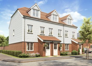 """Thumbnail 3 bed terraced house for sale in """"The Souter"""" at Market View, Dorman Avenue South, Aylesham, Canterbury"""