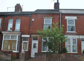 Thumbnail 2 bedroom terraced house to rent in Fox Street, Scunthorpe