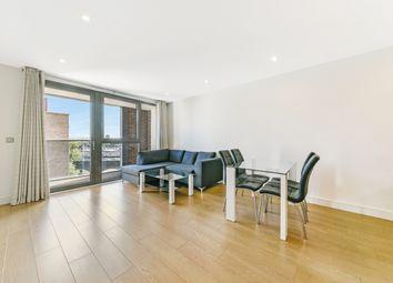 Chamberlain Court, Silwood Street, Rotherhithe SE16. 1 bed flat
