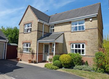 Thumbnail 4 bed detached house for sale in Pilots View, Amesbury, Salisbury
