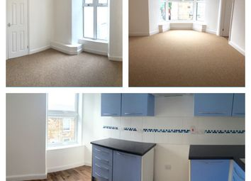 Thumbnail 1 bed flat to rent in Fore Street, Camborne