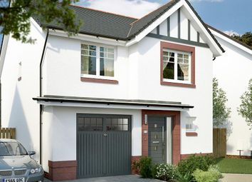 "Thumbnail 4 bed detached house for sale in ""The Ashbury"" at Lochview Terrace, Gartcosh, Glasgow"