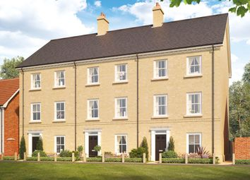 Thumbnail 3 bedroom semi-detached house for sale in Silfield Road, Wymondham