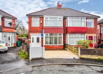 Thumbnail 3 bed semi-detached house for sale in Wentworth Avenue, Gorton, Manchester