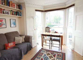 Thumbnail 1 bed flat for sale in Upper Tollington Park, London