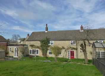 Thumbnail 4 bed cottage for sale in Main Street, Greetham, Oakham