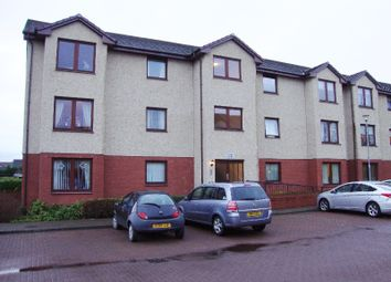 Thumbnail 2 bedroom flat to rent in Goldcrest Court, Wishaw, North Lanarkshire