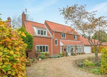 Thumbnail 4 bed detached house for sale in Vicarage Meadows, Dereham