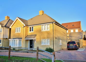 Thumbnail 5 bed detached house for sale in Hereford Close, Knaphill, Woking
