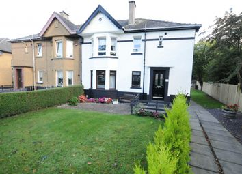 Thumbnail 3 bed flat for sale in Kinellar Drive, Glasgow