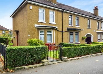 Thumbnail 2 bedroom end terrace house for sale in Braidcraft Road, Old Pollok, Glasgow