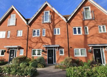 Thumbnail 4 bedroom terraced house for sale in Newlands Way, Cholsey, Wallingford