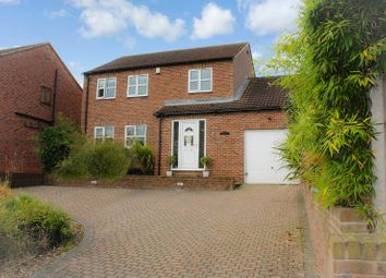 Thumbnail 4 bed detached house for sale in Southgore Lane, North Leverton, Retford