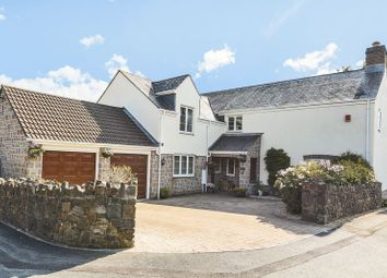 Thumbnail 5 bedroom detached house for sale in Charles Hankin Close, Ivybridge