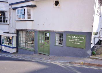 Thumbnail Retail premises for sale in Broad Street, Lyme Regis