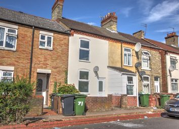 Thumbnail 3 bed terraced house to rent in Clarence Road, Peterborough